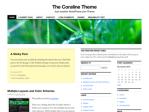 WP Theme: Coraline