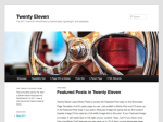 WP Theme: Twenty-Eleven