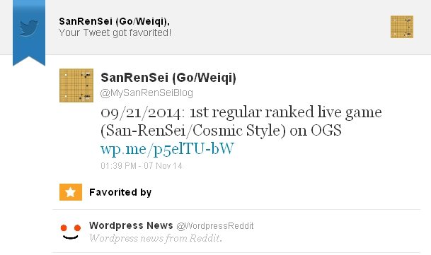 Wordpress-News-Favorited-MySanRenSei-Tweet-07112014-2