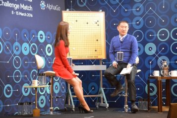 AlphaGo-Lee-Sedol-Lee-Soyong-Kim-Seongryong